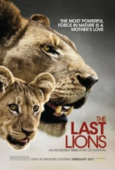 The Last Lions Image Cover