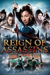 Reign of Assassins Image Cover