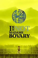 I Am Not Madame Bovary Image Cover