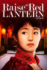 Raise the Red Lantern Image Cover