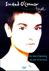 Sinead O' Connor • Live Image Cover