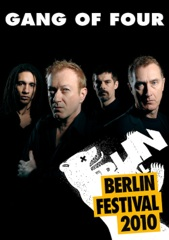 Gang of Four • Berlin Festival Image Cover