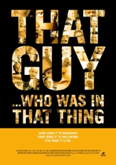 That Guy... Who Was in That Thing Image Cover