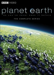 Planet Earth Image Cover