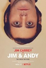Jim & Andy: The Great Beyond Image Cover