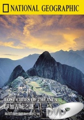 Lost Cities of the Inca Image Cover