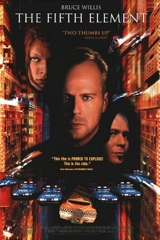 The Fifth Element Image Cover