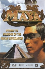 Mystery of the Maya Image Cover