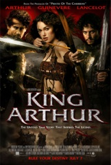 King Arthur Image Cover
