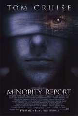 Minority Report Image Cover