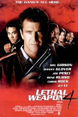 Lethal Weapon 4 Image Cover