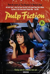 Pulp Fiction Image Cover