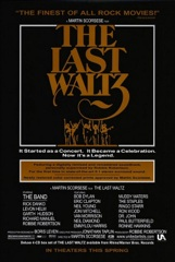 The Last Waltz Image Cover