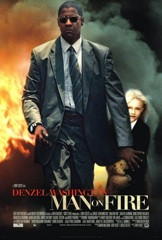 Man on Fire Image Cover