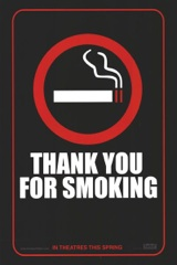 Thank You for Smoking Image Cover