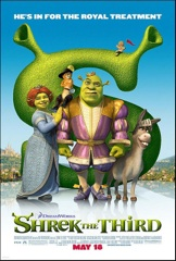 Shrek the Third Image Cover