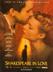 Shakespeare in Love Image Cover