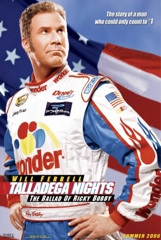Talladega Nights • The Ballad of Ricky Bobby Image Cover
