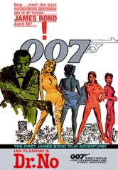 007-1 Dr. No Image Cover