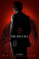Mr. Brooks Image Cover