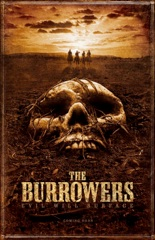The Burrowers Image Cover