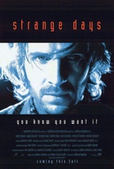 Strange Days Image Cover