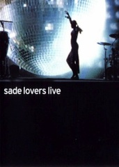 Sade • Lovers Live Image Cover