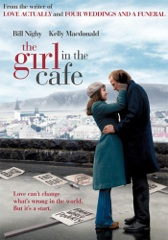 The Girl in the Cafe Image Cover