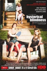 Hysterical Blindness Image Cover