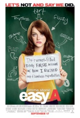 Easy A Image Cover