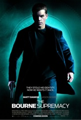 The Bourne Supremacy Image Cover