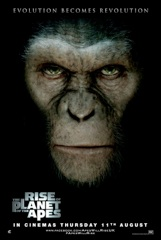 Rise of the Planet of the Apes Image Cover
