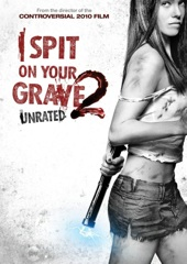I Spit on Your Grave 2 Image Cover