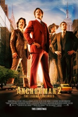 Anchorman 2: The Legend Continues Image Cover