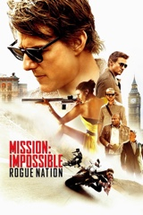 Mission: Impossible - Rogue Nation Image Cover