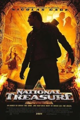 National Treasure Image Cover