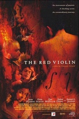 The Red Violin Image Cover