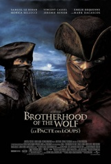 Brotherhood of the Wolf Image Cover