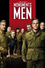 The Monuments Men Image Cover
