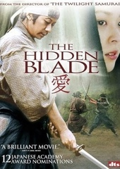 The Hidden Blade Image Cover