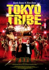 Tokyo Tribe Image Cover