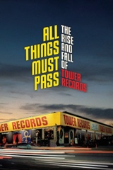 All Things Must Pass: The Rise and Fall of Tower Records Image Cover