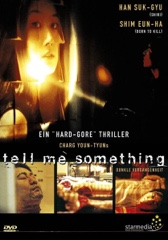 Tell Me Something Image Cover