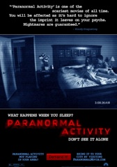 Paranormal Activity Image Cover