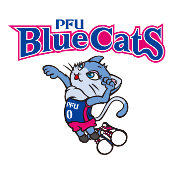 Cover: PFU BlueCats