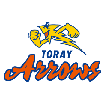 Cover: Toray Arrows